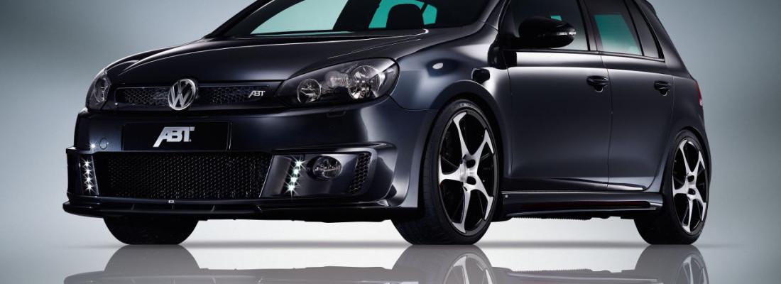 Abt VW Golf VI GTD Tuning