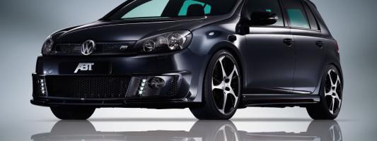 Abt VW Golf VI GTD Tuning