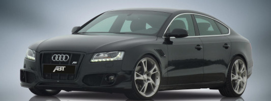 Audi A5 Sportback Tuning: Abt AS5
