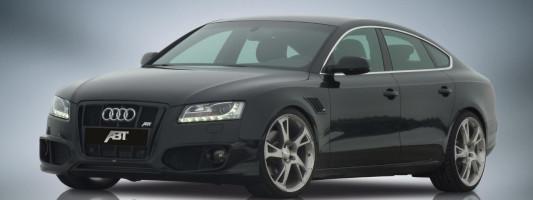 Audi A5 Sportback Tuning: Abt AS5