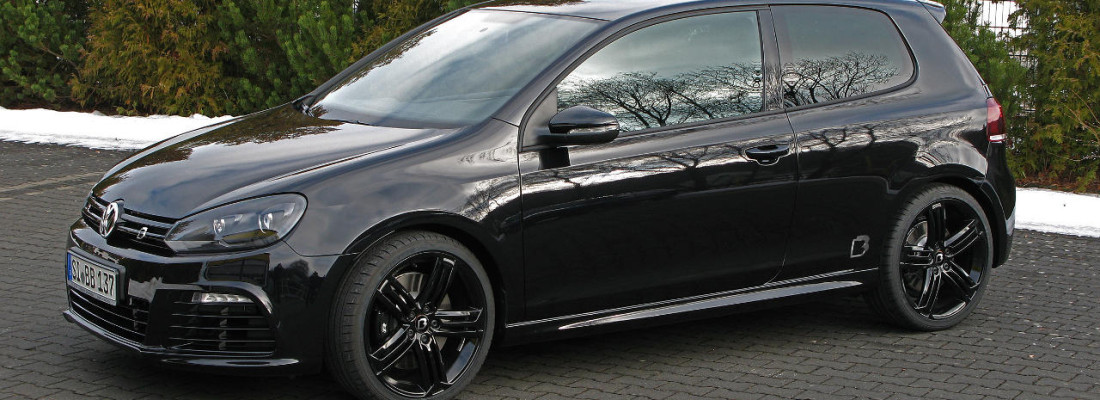 B&B VW Golf VI R Tuning: 362 PS