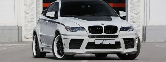 BMW X6 M Tuning: Lumma CLR X 650 M