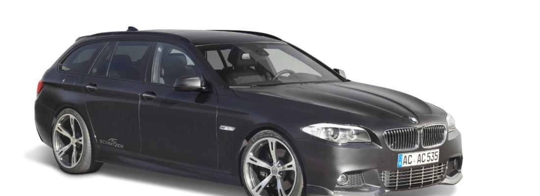 neuer BMW 5er Touring (F11): AC Schnitzer Tuning