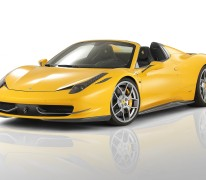 Ferrari 458 Spider: Tuning von Novitec Rosso