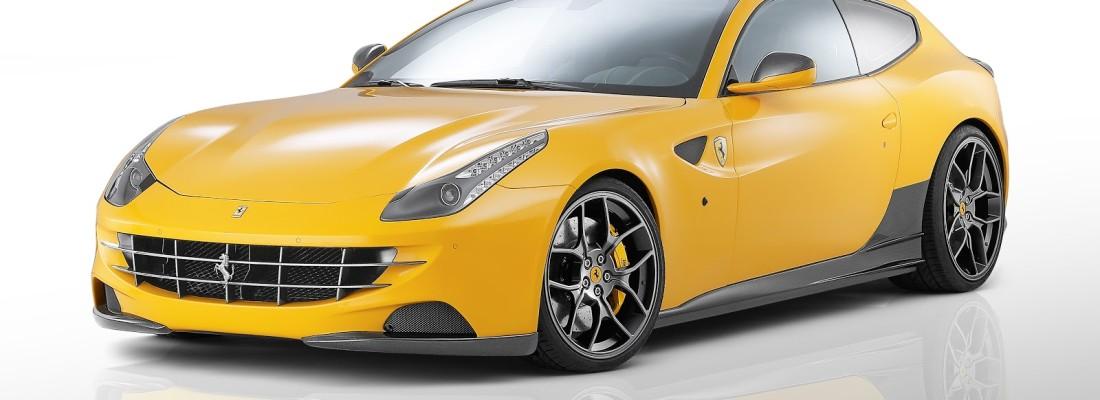 Ferrari FF: Novitec Rosso Tuning