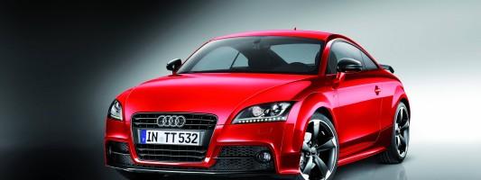 Audi TT Coupé S-Line competition