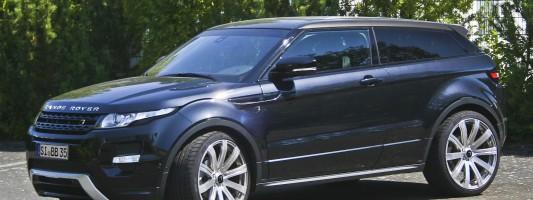 Range Rover Evoque Tuning von B&B