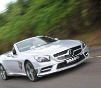 Brabus Mercedes SL (R231) Tuning