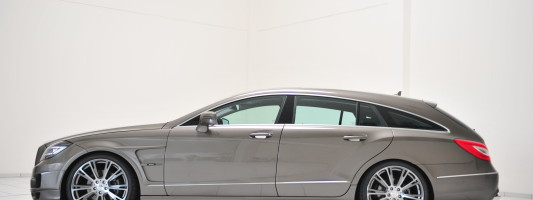Brabus Mercedes CLS Shooting Brake Tuning