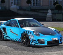 Wimmer Porsche GT2 RS
