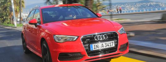neuer Audi A3 Sportback (8V)