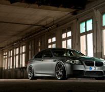 BMW M5 (F10) Tuning: Manhart MH5 S Biturbo