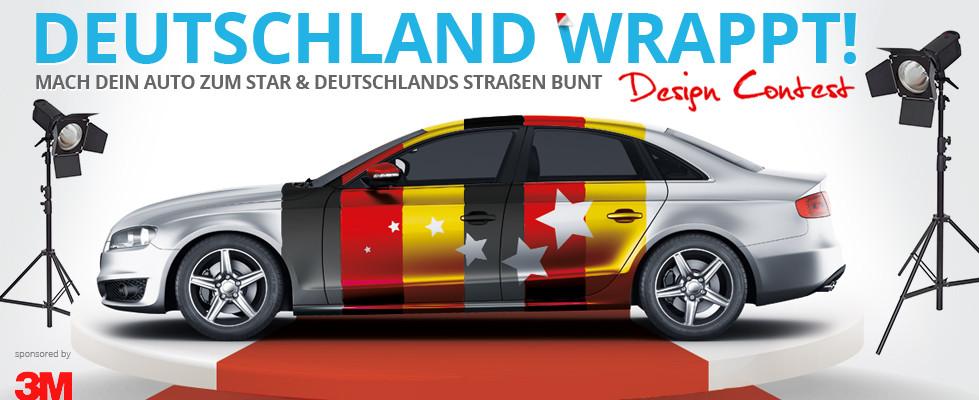 Carfrogger – Deutschland wrappt!