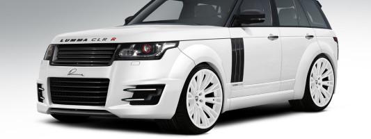 """neuer Range Rover (2013/MK IV): Tuning von Lumma Design """"CLR R"""""""