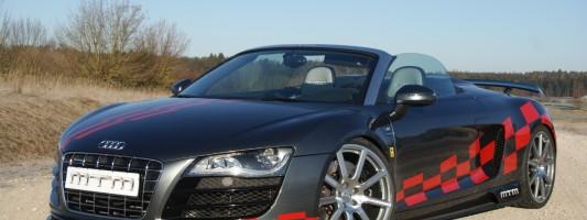 MTM Audi R8 V10 (Spyder) Tuning