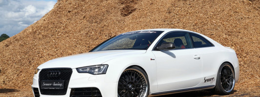 Audi S5 Coupe im RS5-Look von Senner Tuning