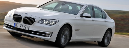 BMW 7er (F01/F02) Facelift
