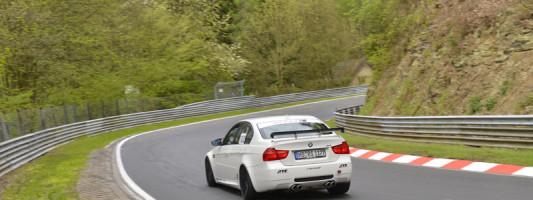 BMW RS-M3 Tuning von RS Racingteam