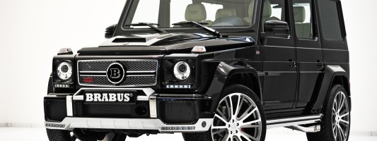 Brabus 800 Widestar | Mercedes G 65 AMG Tuning