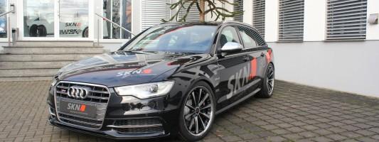 neuer Audi S6: SKN Tuning