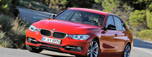 neuer BMW 3er F30