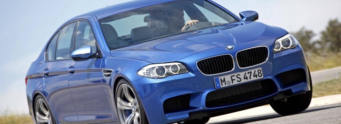 neuer BMW M5 (F10)