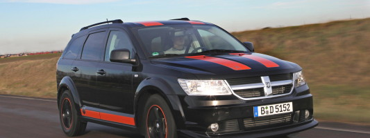 Dodge Journey SR