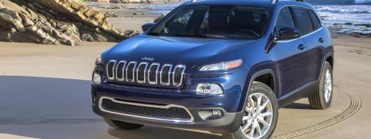 neuer Jeep Cherokee für das Modelljahr 2014
