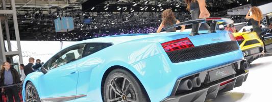 Lamborghini Gallardo LP 560-4 Facelift / LP 570-4 Superleggera Edizione Tecnica