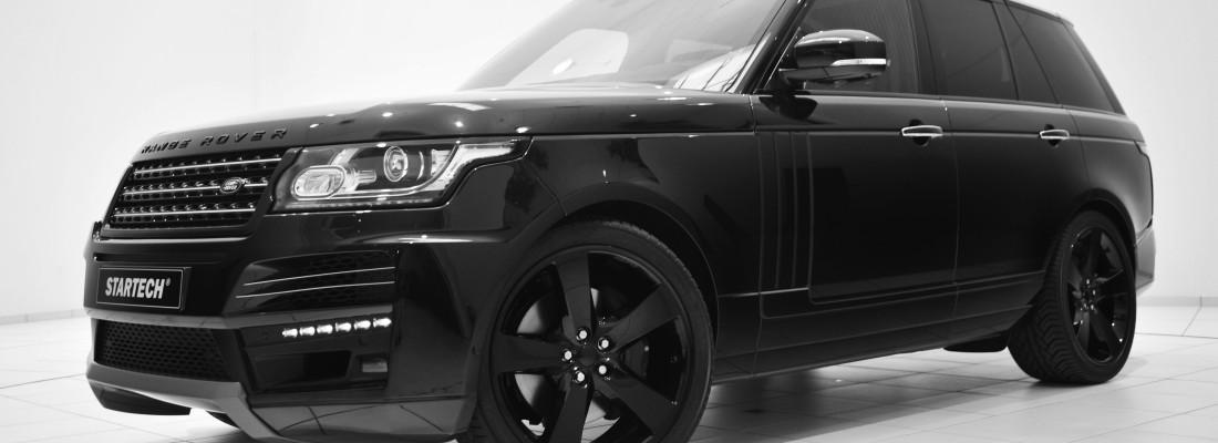 neuer Range Rover: Tuning von Startech