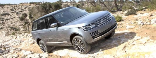 9-Gang-Automatik für Land Rover / Range Rover