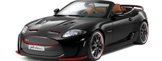 Arden Jaguar XKR-S Tuning: AJ 20 RS