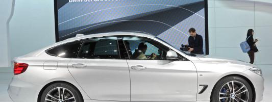 BMW 3er Gran Turismo GT