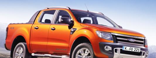 Ford Ranger: Allradauto des Jahres