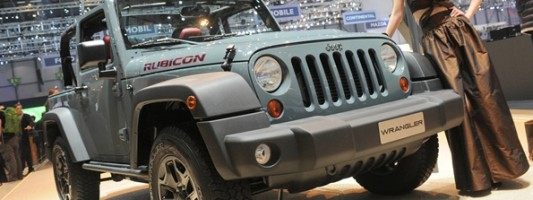 Jeep Wrandler Rubicon 10th Anniversary Edition