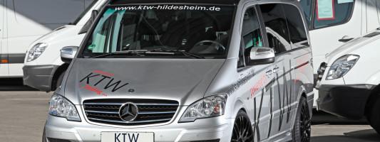 KTW Mercedes Viano Tuning