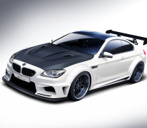 Lumma BMW M6 Tuning: CLR 6 M