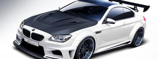 Lumma BMW M6 Tuning: CLR 6 M
