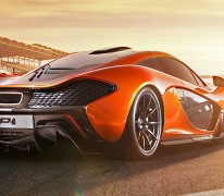 McLaren P1: Hybrid mit 916 PS