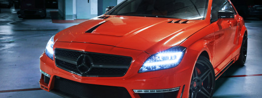 Mercedes CLS 63 AMG Tuning: German Special Customs