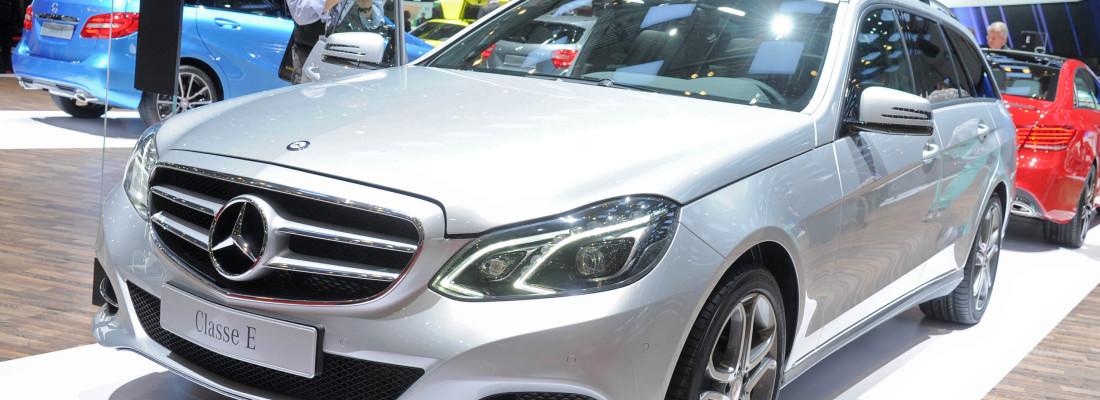 Mercedes E-Klasse Facelift (W/S212, C/A207)
