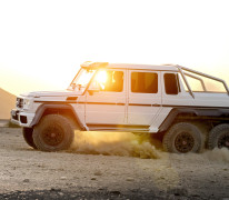 Mercedes G 63 AMG 6&#215;6