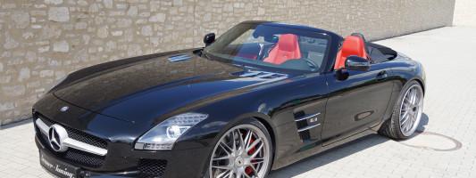 Mercedes SLS AMG Roadster: Senner Tuning