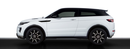 "Range Rover Evoque ""Black Design"""