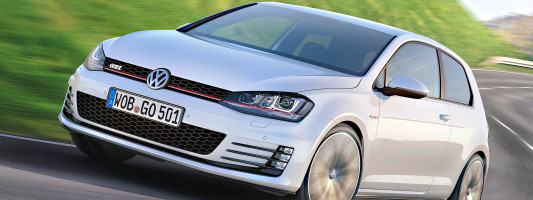 VW Golf VII GTI