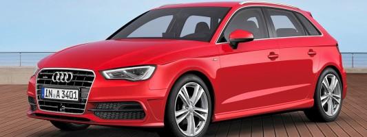 Der neue Audi A3 Sportback (8V)