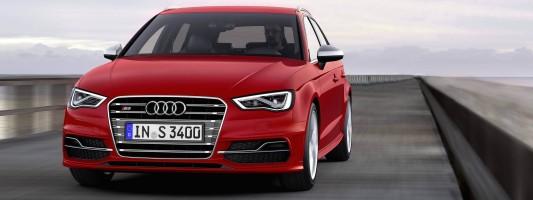 neuer Audi S3 Sportback