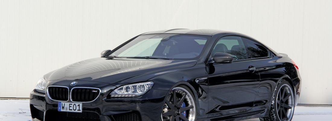 neuer BMW M6: Tuning von Manhart Racing