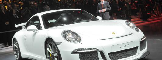 neuer Porsche 911 GT3 (991)