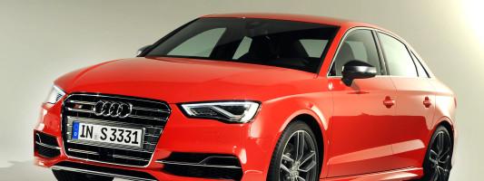 Audi A3 Limosuine